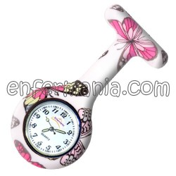 Watch silicone Enfermania - Butterfly