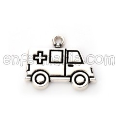 Pendentif / Bijou - Ambulance