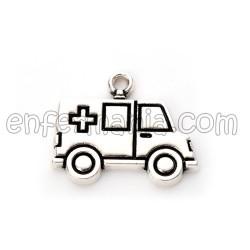 Pingente / Trinket - Ambulancia