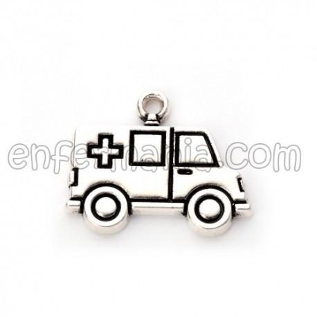 Colgante / Abalorio - Ambulancia