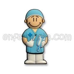 Pendrive 16GB - Enfermeira-Timothy