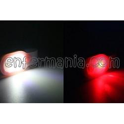 Linterna magnética silicona