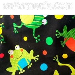 Beanie cap - Froggy