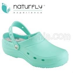 Tamanco EVA - Naturfly - Aqua
