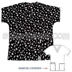 Bluson - Enfermania *PREMIUM*- Stamping Caps - BLACK