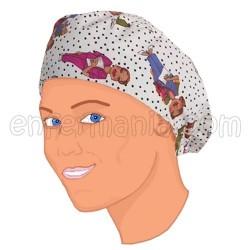 Chapeau Cheveux Longs - Médecin Marañon