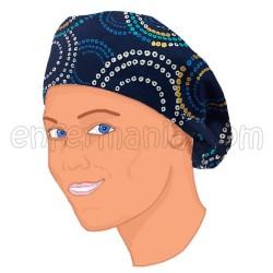 Hat Long Hair - Santorini