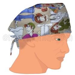 Mütze kalotte - Personal