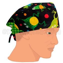 Mütze kalotte - Froggy