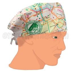 Mütze kalotte - Subway