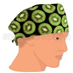 Mütze kalotte - Kiwi
