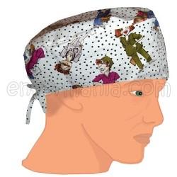 Mütze kalotte - Dr. Marañon