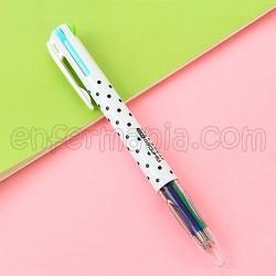 Ballpoint pen 4 colors - Fine Tip