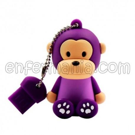 USB Pendrive 32GB - Pur Monkey