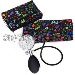 Tensiometro Médical Symboles Noir