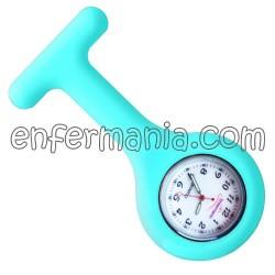 Reloj silicona Enfermania - Azul cielo