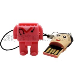 USB-Mini-usb-Stick-32 GB - Patty