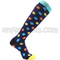 Socken kompression - COLORFUL