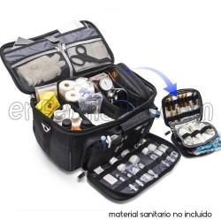 Bolsa - mochila sanitaria GP'S