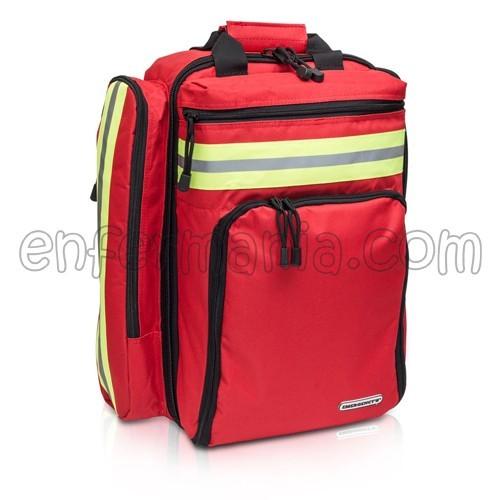 Mochila emergencias rescate EMS