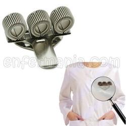 Caneta clip Pocket - 3 molas