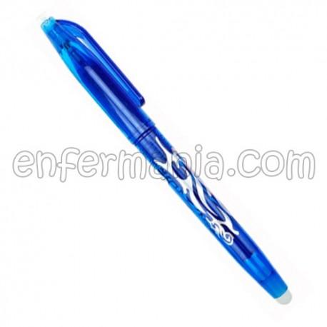 Bolígrafo gel borrable 0.5mm