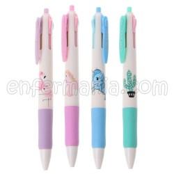 Kugelschreiber 4 farben - SuperCool