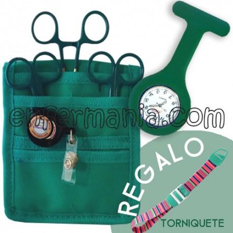 Full Pack (organizer + forbice + orologio + laccio emostatico regalo)