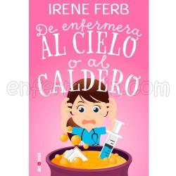 """Libro """"De enfermera al..."""