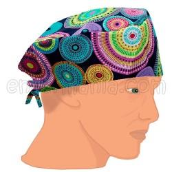 Gorro casquete - Psicodelia