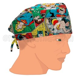 Gorro casquete - Comic Hero