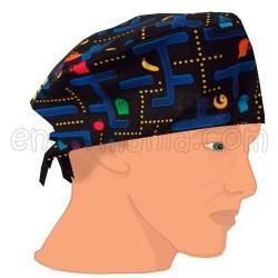 Mütze kalotte - Pacman