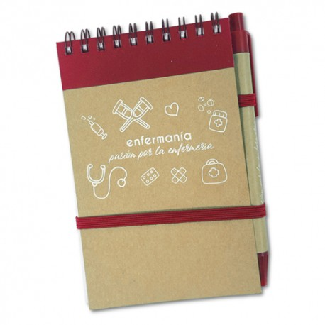 Pocket notepad - Nature