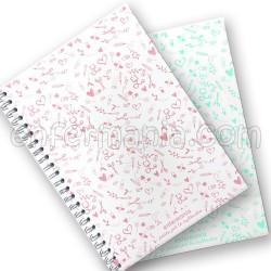 Quaderno A4 Sweet