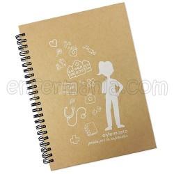 Caderno A5 Nature