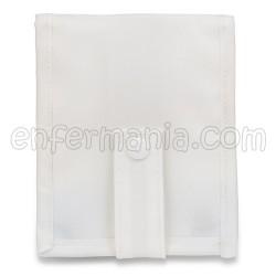 Keen's weißer TPU Pocket...