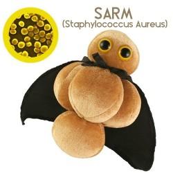 GiantMicrobes (peluche) - SARM
