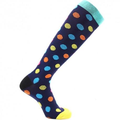 Socks compression - COLORFUL
