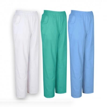Pantalón de cintura elástica clásico