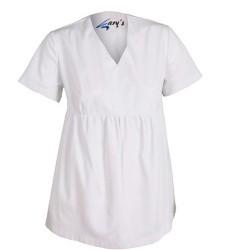 Gary's Pregnancy Shirt - White