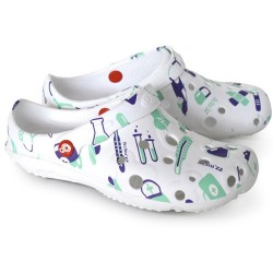 Clog, EVA printed - Medical