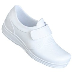 EVA Velcro shoe - white