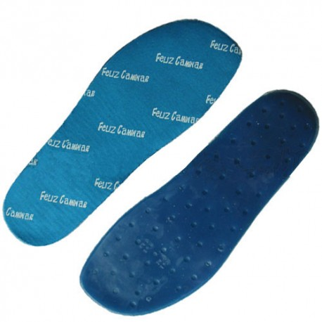 Blue Gel Insoles