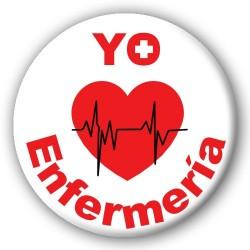 Chapa yo amo Enfermeria