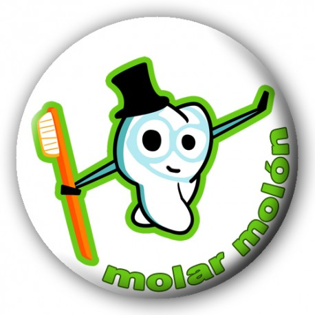 Chapa Molar Molon