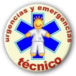Chapa ambulancia