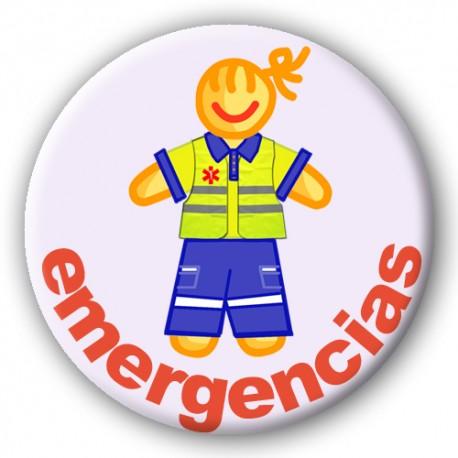 Plate Emergency - girl