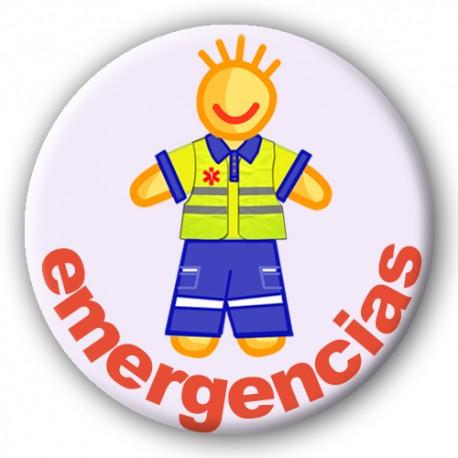Chapa emergencias - chico