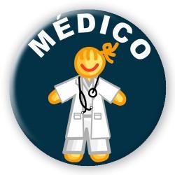 Chapa Médico - Chica