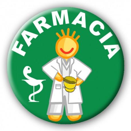 Chapa Farmacia - chico
